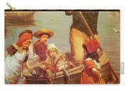 Thomas Edwin Monsters Of The Deep Carry-all Pouch