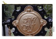 Thomas Jefferson Grave Site Monticello II Carry-all Pouch