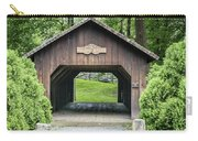 Thomas Malon Covered Bridge Carry-all Pouch