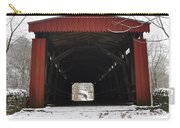 Thomas Mill Road Covered Bridge Carry-all Pouch