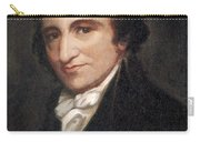 Thomas Paine, American Founding Father Carry-all Pouch