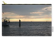 Thomas Point - The Morning Sun Over The Bay Carry-all Pouch