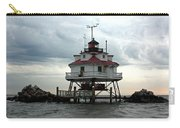Thomas Point Shoal Lighthouse - Up Close Carry-all Pouch