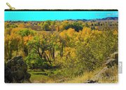 Thompson Valley Overlook Carry-all Pouch