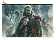 Thor 2 The Dark World 2013 Carry-all Pouch