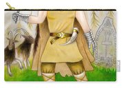 Thor Odinsson Carry-all Pouch by Ilias Patrinos