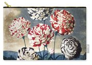 Thornton: Carnations Carry-all Pouch