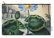Thornton: Water Lily Carry-all Pouch