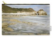 Thornwick Bay At Flamborough Carry-all Pouch