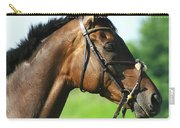 Thoroughbred Carry-all Pouch