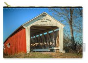 Thorpe Ford Covered Bridge Carry-all Pouch