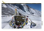 Thorong La Pass, Annapurna Circuit, Nepal Carry-all Pouch