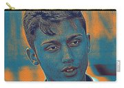 Thoughtful Youth Series 27 Carry-all Pouch