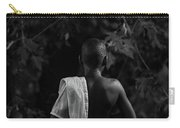 Thoughts In Time Carry-all Pouch by Bob Orsillo