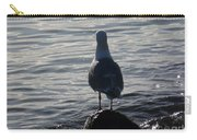 Thoughts Of A Seagull Carry-all Pouch