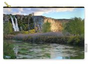 Thousand Springs Idaho Carry-all Pouch