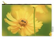 Threadleaf Coreopsis, Tickseed Carry-all Pouch