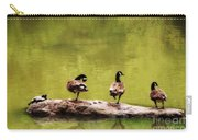 Three Amigos Carry-all Pouch