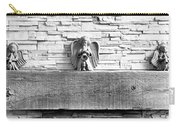 Three Angels On A Mantel Carry-all Pouch