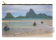 Three Boats Thailand Carry-all Pouch