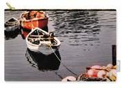 Three Boats Waiting Carry-all Pouch