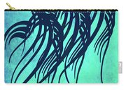 Three Crows Contemporary Minmalism Carry-all Pouch