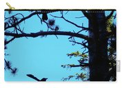 Three Crows In A Tree Carry-all Pouch