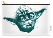 Three Eyed Yoda Carry-all Pouch