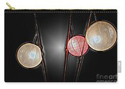 Three Lanterns Carry-all Pouch