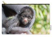Three Month Old Spider Monkey Carry-all Pouch