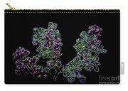 Three Neon Lilacs Carry-all Pouch