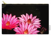 Three Night Lilies  Carry-all Pouch