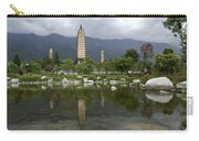 Three Pagodas Of Dali Carry-all Pouch