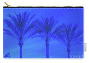 Three Palms And One Flag Carry-all Pouch