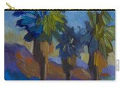 Three Palms At Palm Desert Carry-all Pouch