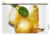 Three Pears Carry-all Pouch