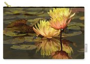 Three Perfect Lilies Carry-all Pouch