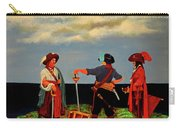 Three Pirates Carry-all Pouch