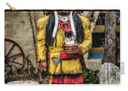 Three Rivers Indian Carry-all Pouch