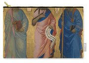 Three Saints Carry-all Pouch