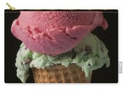 Three Scoops Of Ice Cream  Carry-all Pouch