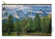 Three Sisters And The Railroad Carry-all Pouch