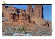 Three Sisters On Guard Carry-all Pouch