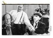 Three Stooges: Film Still Carry-all Pouch by Granger
