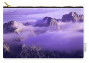 Three Summits. Julian Alps Carry-all Pouch