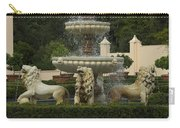 Three Tier Fountain Carry-all Pouch