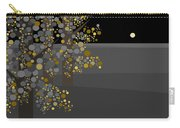 Three Trees In The Moonlight Carry-all Pouch