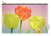 Three Tulips. Carry-all Pouch