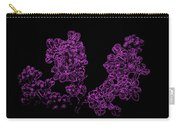 Three Very Purple Lilacs Carry-all Pouch