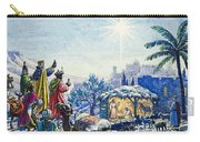 Three Wise Men Carry-all Pouch by Unknown